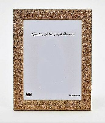 ROSEGOLD 'STARDUST' Photo/Picture Frame - Various sizes