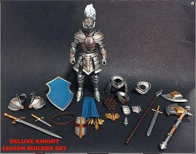 Mythic Legions DELUXE Knight Builder NEW NEUF Four Horsemen