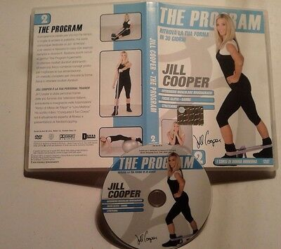 Dvd Jill Cooper The Program Intermedio Muscolare Bruciagrassi Stretching - Dvd -