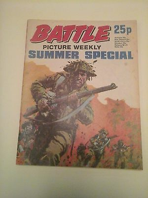 Battle Picture Weekly Summer Special - 1975