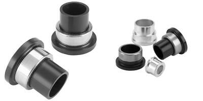 MSR Front and Rear Wheel Spacer Kits for Honda CR85R/RB 2003-2007
