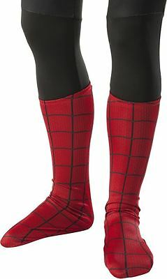 Amazing Spiderman 2 Licensed Kids Spider-Man Boot Covers (35529)