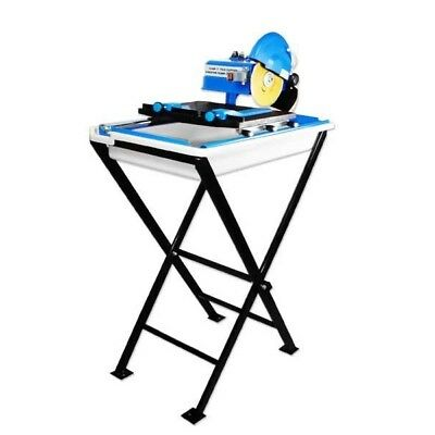 Neiko 7-Inch Wet Ceramic Tile Saw with Stand, Blade and Laser Guide