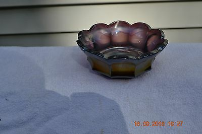 Imperial Flute small sauce bowl-----amethyst