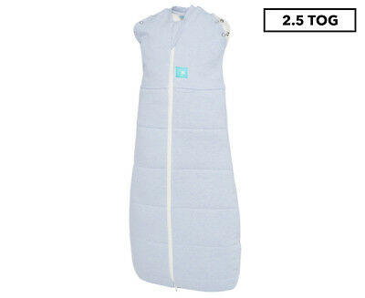 ergoPouch ergoCocoon 2.5 Tog Baby Swaddle - Blue
