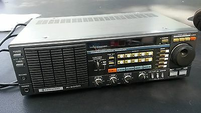 Kenwood R2000 Comunications Receiver