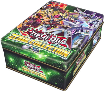 Yu-Gi-Oh Trading Card Game Zexal Collection Tin Brand New Sealed