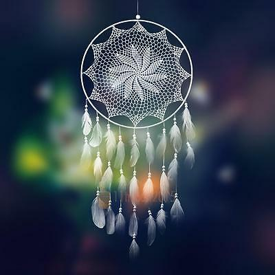 Large 43.3cm Dream Catcher Feather House Wall Hanging Home Decoration Ornament