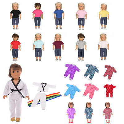 Handmade Clothes Dress Raincoat + Hat Outfits for 18 inch American Girl Doll New