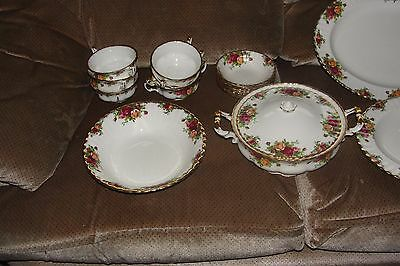 Royal albert old country roses tableware