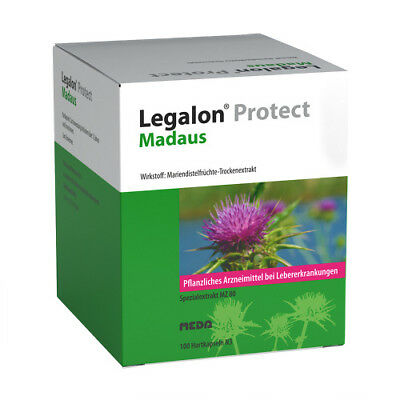 LEGALON Protect Madaus Hartkapseln 100St PZN 04192953