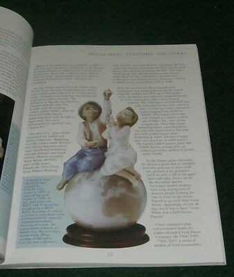 COLLECTING LLADRO Identification & Price Guide PEGGY WHITENECK 2001 Porcelain PB