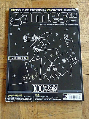 Games TM Magazine Issue Number 100 FREE POSTAGE
