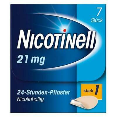 NICOTINELL 52,5 mg 24 Stunde 7St PZN 03764560