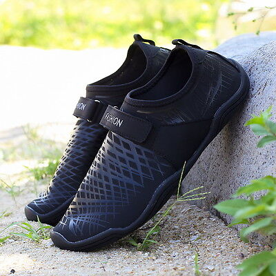 Men's Water Shoes Aqua Sport Yoga Exercise Pool Beach Swim Slip On Surf outdoor