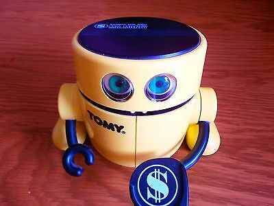 Mr. Money Automatic Bank Robot Tomy *NOT WORKING*