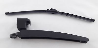 BRAS ESSUIE-GLACE ARRIERE COMPLET VW GOLF 5 V GOLF PLUS 5M1 POLO 9N  350 mm