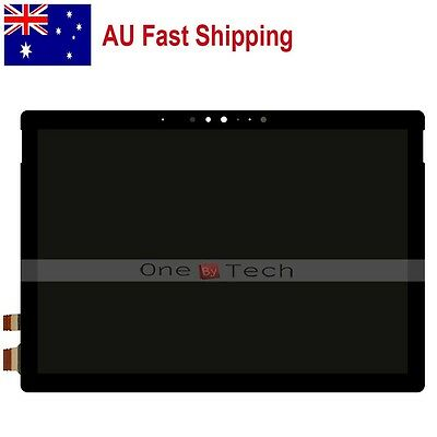 """AU 12.3"""" Microsoft Surface Pro 4 1724 V1.0 LCD Display Touch Digitizer Assembly"""