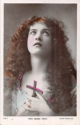 Postcard   Actresses   Maude  Fealy