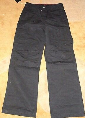 Hornee Jeans Black SA-M9 Motorcycle Jeans Size 42