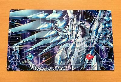 F1778+ Free Mat Bag Blue-Eyes Chaos MAX Dragon Playmat Yugioh Playmat With Zones