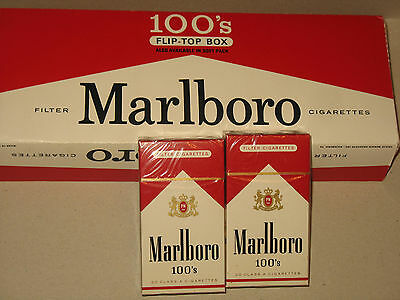 Marlboro of the 90s from the personal collection. (cigarettes)