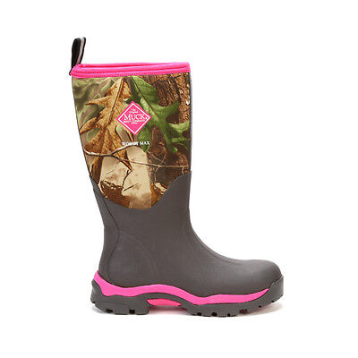 Muck Boots WWPK-RAPG Woody PK Pink Camo Women's Size Sizes 6,7,8,9,10,11