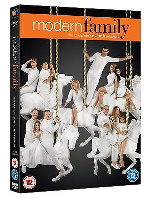 Modern Family The Complete Seventh Season 7 - DVD - Brand New & Sealed