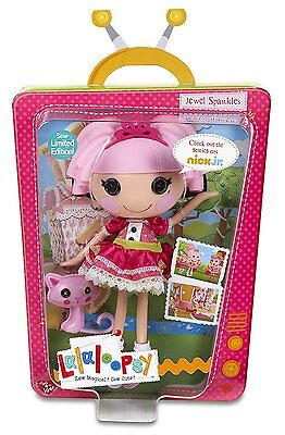 Lalaloopsy Jewel Sparkles Doll 526285 - Brand New - Fast Postage