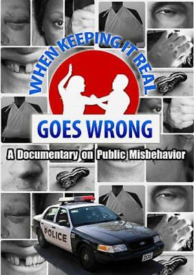 When Keeping It Real Goes Wrong New Region 1 Dvd