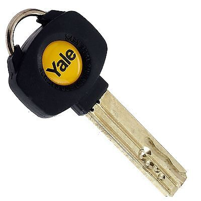 Yale Platinum Keys Cut to Code on Genuine Yale Blanks