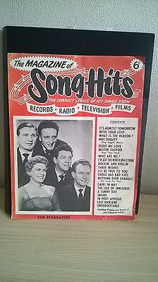 The Magazine of Song Hits (1950's)