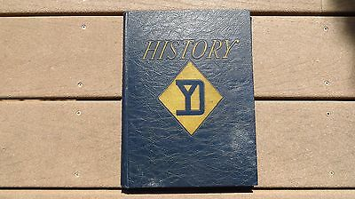 WW2 US Army Military 26th Yankee Infantry Division Unit History Book