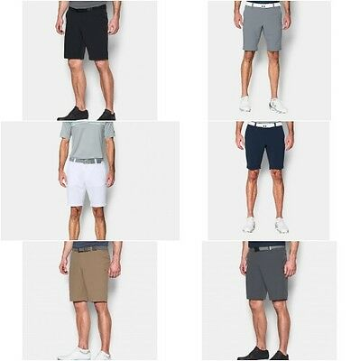 2017 Under Armour Mens Matchplay Tapered Shorts