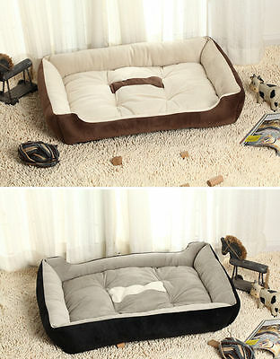 Pet Dog Puppy Soft Comfort Doghole Bed sofa Kennel doghole Small/medium/large