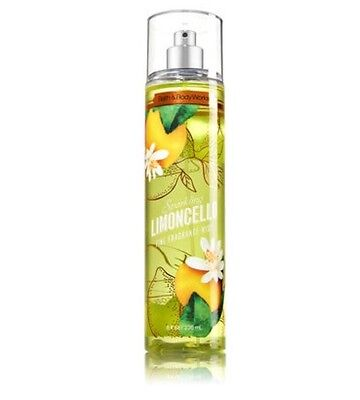 Bath And Body Works Fine Fragrance Mist Sparkling Limoncello