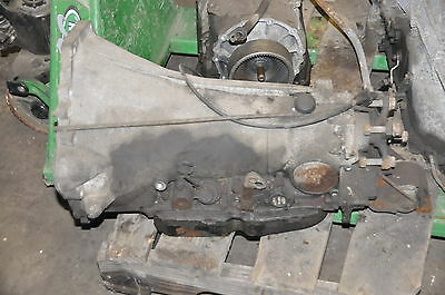 S Mercedes-Benz 140-270-27-00 TRANSMISSION 1993 350SD W124-1002 s-CLASS DIESEL 7