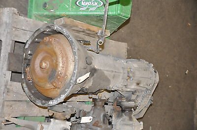 S MERCEDES-BENZ Transmission 722.666 ML500 4matic 2002 03 04 05 163 Type ML320 M