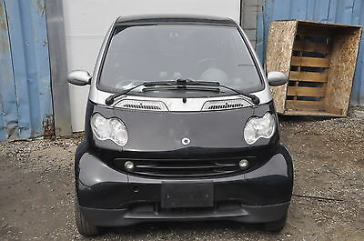 S Mercedes Benz 16D0370 Transmission Smart Car 2006 Wmeaj00506J279279