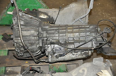 S Bmw Zf 0876047 4Hp-22 Automatic Transmission M30 6 Cyl E28 E24 E34 E32