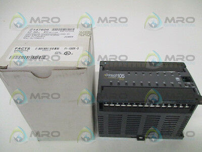 Facts F1-130Dr-D Programmable Logic Controller *new In Box*