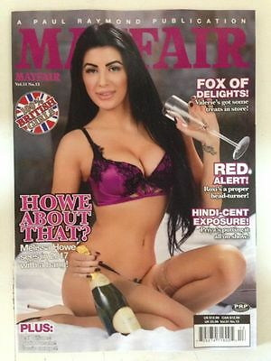 Bradn New - MAYFAIR  Magazine Vol.51 No.13 Factory Sealed - Free DVD Included!