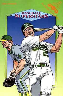 Baseball Superstars #16 in Near Mint - condition. FREE bag/board