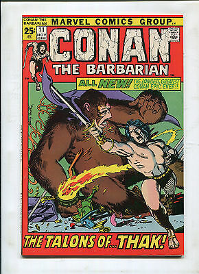 Conan The Barbarian #11 (9.0) High Grade Original Owner Collection!