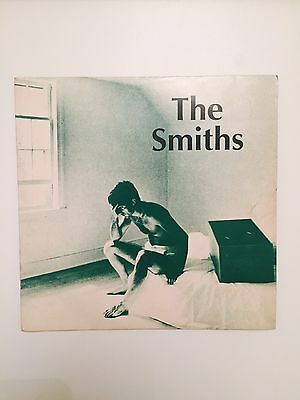 "The Smiths - William It Was Really Nothing 7"" Popout Centre + Pic Sleeve Vinyl"