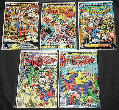 Marvel Bronze AMAZING SPIDER-MAN 30pc Count Mid-High Grade Comic Lot VF- to NM