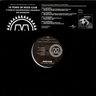 "V.A. - Mojo Club - The Remix Album (Some Es (Vinyl 2x12"" - 1999 - DE - Original)"