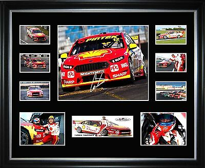 Fabian Coulthard Limited Edition Framed Memorabilia