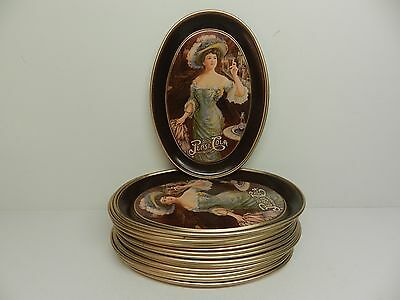 WHOLESALE LOT - 20 Pepsi Cola Victorian Lady Delicious Healthful Tip Tray