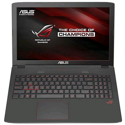 "Notebook ASUS ROG GL753VE Portatile Gaming PC 17,3"" i7-7700HQ 16GB 1TB Win 10"